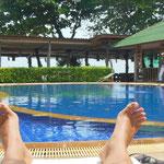 Petit plaisir durant quelques jours à Koh Lanta