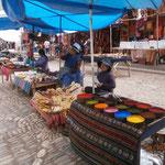 Le marché de Pisac