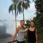 Les chutes d'Iguazu !