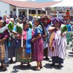 Fête religieuse au Lac Atitlan