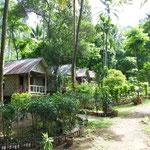 Notre bungalow à 5€ sur Tosai Beach au Sud de la Thaïlande