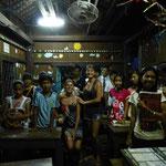 Une classe au Cambodge