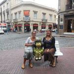 Avec notre amie Mafalda