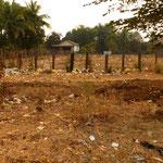 Une des réalités du Cambodge: énormément de pollution