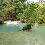 Cascade de Tat Kuang Si