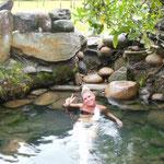 Sources naturelles d'eau chaude