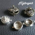 Memory Box silber & vintage Aufpreis 2€
