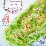 historische Gemarkungskarte