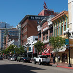 San Diego, Gas Lamp Quarter