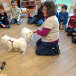 26.11.2013 Besuch im Kindergarten
