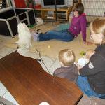Besuch von meiner Schwester mit ihren zwei Söhnen