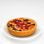 Tartelette fruits rouges