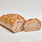 Pain sans gluten graines