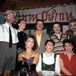 """1991/92: """"Der fidele Hausknecht"""""""