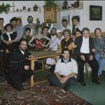 """1997/98: """"Die hölzerne Jungfrau"""""""