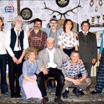 """1985/86: """"Der Granatenfetz"""""""