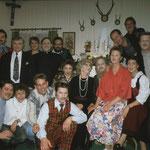 """1995/96: """"Der Lottogewinn oder Adel verpflichtet"""""""