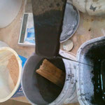 graphite + epoxy....mmmmmmmmmmm!