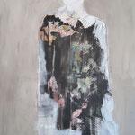 Verwandlung, 90 x 130 cm, Acryl auf Leinen
