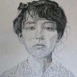 Eigensinn, 110 x 100 cm, Acryl auf Leinen
