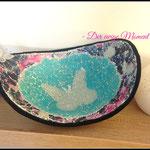 Bauchschale mit Crackle-Mosaik...