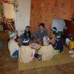 Mitmachgeschichte Stamm der Kokinunus