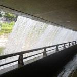 水のカーテン(湯田ダム 錦秋湖大滝)を見てびっくり。なんだか元気になりました(釜石 菊池 忠孝さん)
