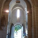 Nuit Romane 2013 Chenevelles > Portes d'entrée de l'église St Rémi © Didier Boulanger