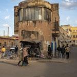 Mai Bela Building (1920s) - Asmara