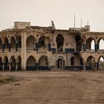 Former Palazzo del Governatore - Massawa