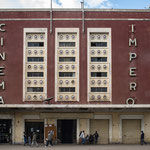 Cinema Impero (architect Mario Messina, 1937) - Asmara