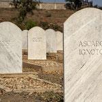Cimitero Militare Italiano (1942) - Cheren