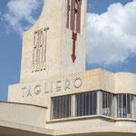 Fiat Tagliero Building (architect Giuseppe Petazzi, 1938)
