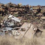 Tank Graveyard - Asmara