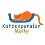 Logo für die Katzenpension Molly in Holzingen