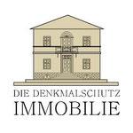 """Logo für einen Makler """"Die Denkmalimmobilie"""""""