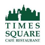 Logo für das Cafe Times Square in Berlin
