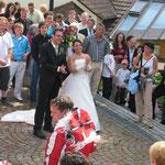 2006 Hochzeit Steffi & Markus