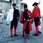 1984 Fasnacht Lauchringen