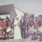 1979.06.02 Hochzeit Conny und Hubert Pfluger