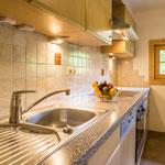 Ferienhaus mit Küche Saalbach