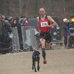 Championnat d'Europe de Cani-cross (Pierre THAUBY)