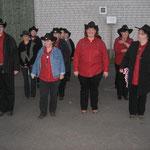 Auftritt in Groß Liedern 2010