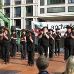 Auftritt beim Schorsenbummel in Hannover