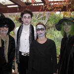 Auftritt in Weyhausen Halloween 2010