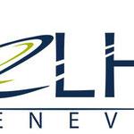 Logo de la société suisse de consulting en aéronautique, ELH