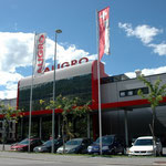 Centre commercial Aligro, Sion