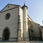 Eglise St-Théodule, Sion