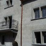 Rénovation maison rue des Châteaux, sion