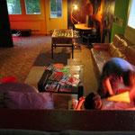 Indoor-Aktivitäten